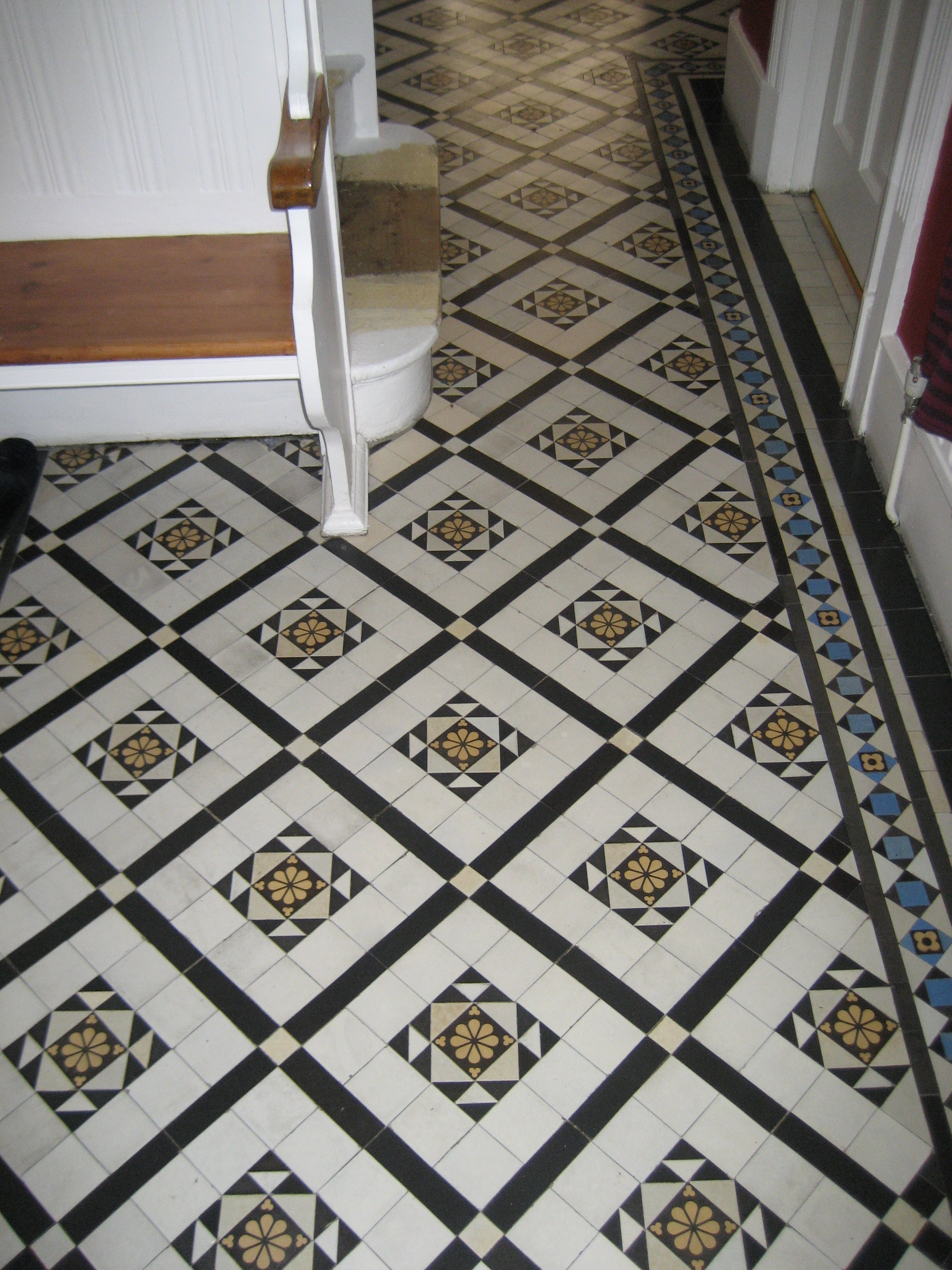 Ceramic Tiles | Palmers Green Jewel in the North