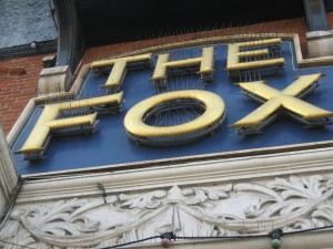 The Fox - at the heart of PG