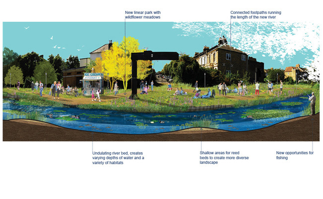 Competition generates fresh ideas for the New River | Palmers ...