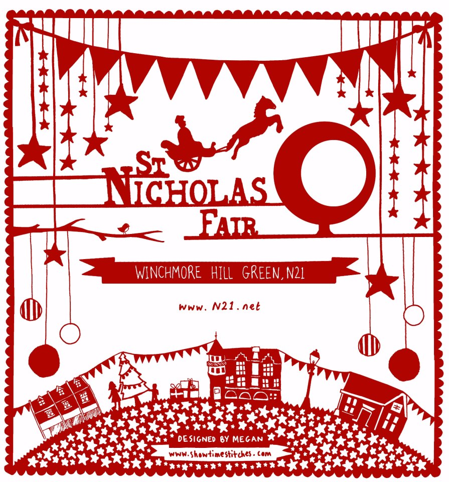 One more sleep until Saturday's St Nicholas Fair!!! | Palmers ...