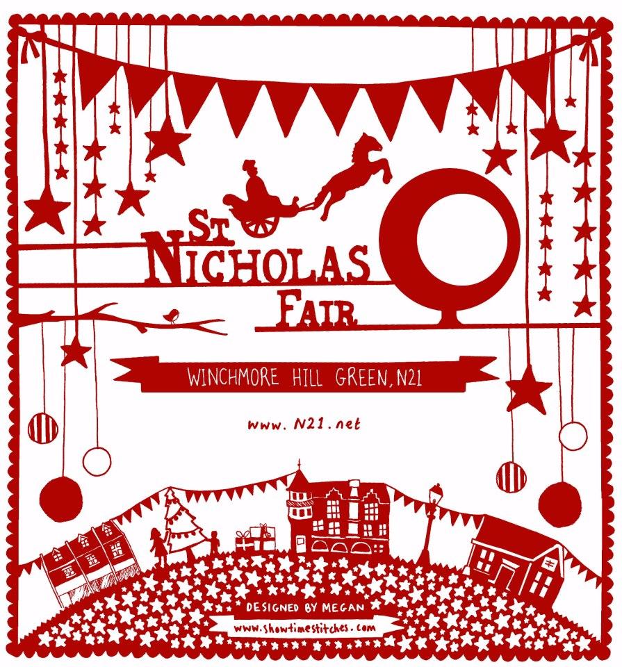 One more sleep until Saturday's St Nicholas Fair!!! | Palmers ...